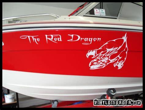 custom boat decals custom boat decals vinyl disorder inc