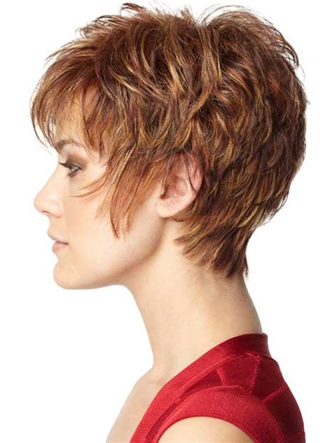 very short layered light brown hairstyles layered pixie cut the best short hairstyles for women 2016