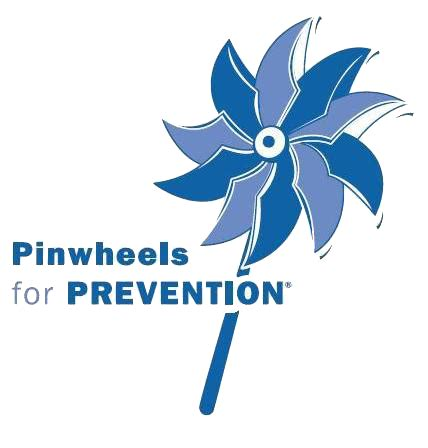 prevention color pinwheels for prevention color can council