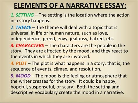 Fictional Narrative Essay Exles by 2013 Fictional Narrative