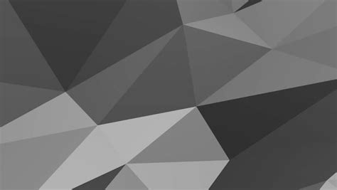 abstract triangles geometric black  white background