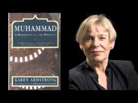 muhammad biography prophet karen armstrong pdf muhammad the enemy karen armstrong youtube