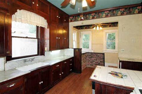 used kitchen cabinets tulsa craftsman bungalow in maple ridge midtown tulsa