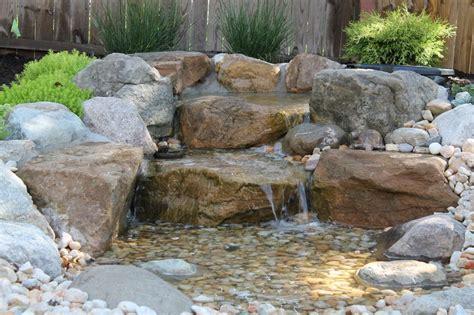 backyard pondless waterfalls 1000 images about pondless waterfalls on pinterest