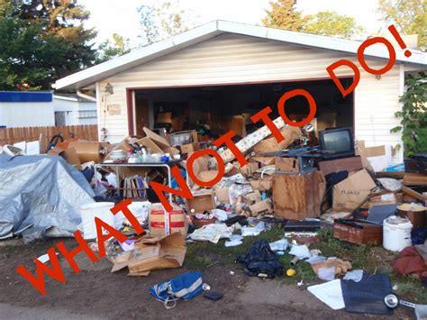 A Garage Sale by How To Prepare For A Garage Sale In Pleasantville