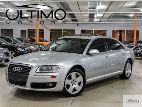 Audi A8 Premium Package by Find Used 2006 Audi A8l 4 2l Quattro Premium Package Awd