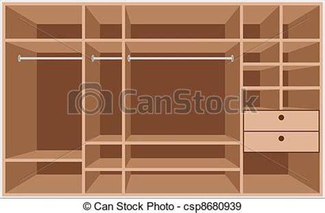 guardarropa habitacion eps vectores de guardarropa habitaci 243 n muebles vector