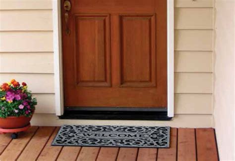 Doormats With A Difference - outdoor mat for front door