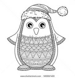 detailed christmas coloring pages for adults pictures to
