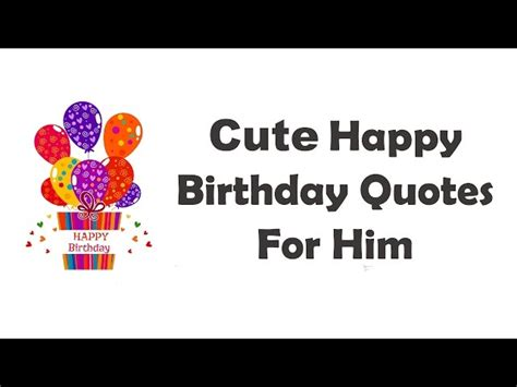 Birthday Song Quotes Happy Birthday Quotes For Boyfriend Or Husband With Love