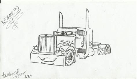 peterbilt semi truck coloring pages sketch coloring page kenworth coloring pages
