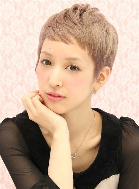 Super Short Haircuts For Girls 21 Gorgeous Super Short