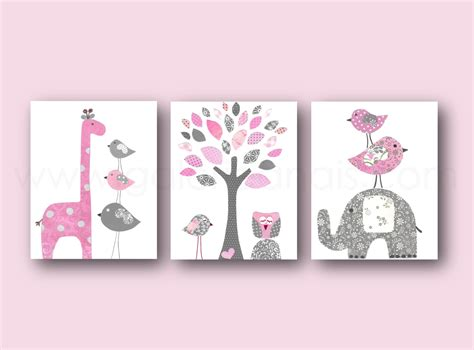 giraffe nursery decor baby nursery decor elphant nursery giraffe nursery