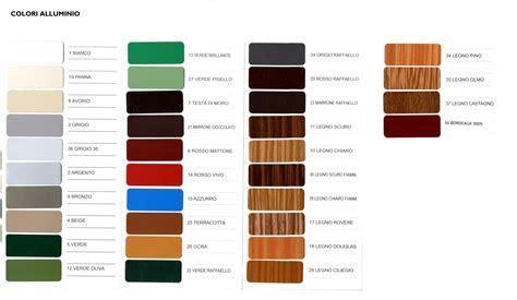colori persiane alluminio tapparelle la tapparella