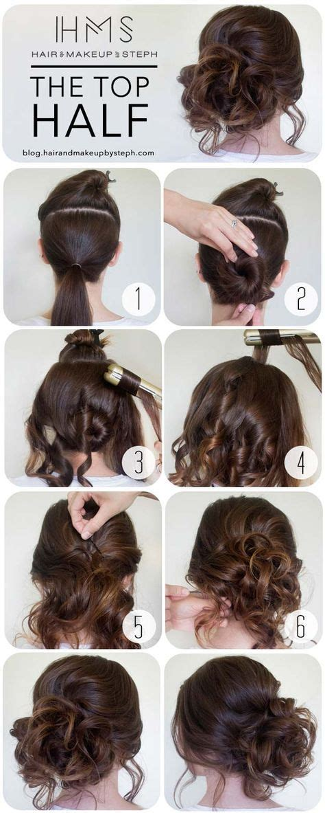 cool step by step hairstyles 25 best ideas about easy teen hairstyles on pinterest