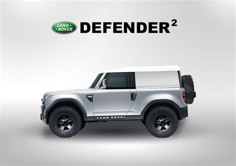 new land rover defender concept defender2 net view topic scoop new defender dc100