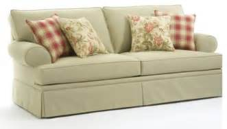 Traditional Sleeper Sofa Broyhill Emily Sleeper Sofa And Loveseat 6262 7q 6262 1q Traditional Loveseats
