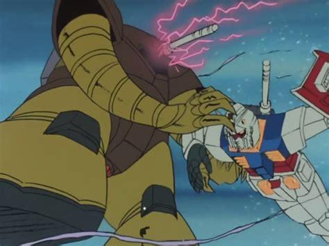 Gundam Mobile Suit 26 mobile suit gundam 26 astronerdboy s anime