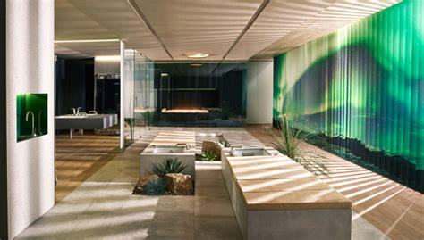 the luxurious home spa by dornbracht