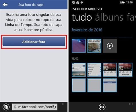 imagenes para celular windows phone como mudar a foto de capa do facebook no windows phone