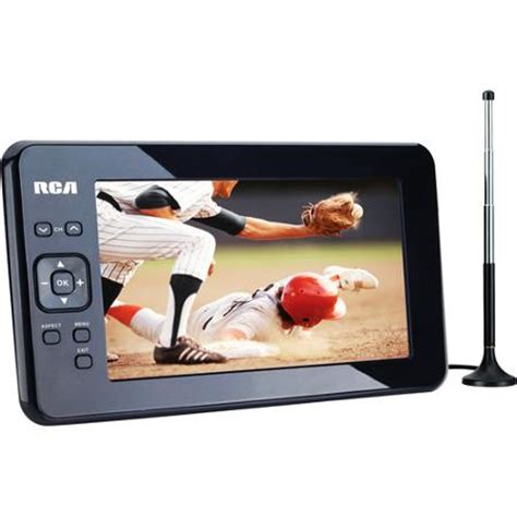 Tv Portable rca 7 quot portable tv rtv86073 walmart