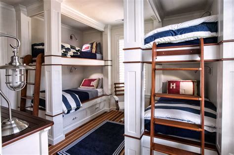 Delorme designs nautical bunk beds