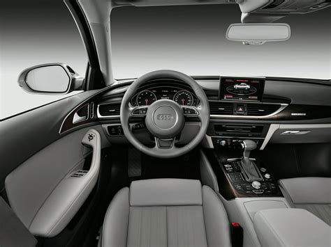 Audi A6 Interior At by 2014 Audi A6 Price Photos Reviews Features