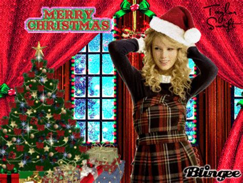 merry christmas  taylor swift picture  blingeecom