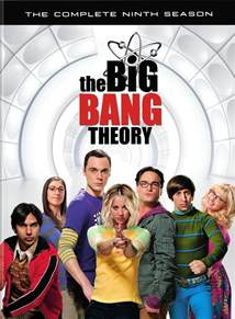 the big theory dvd release date