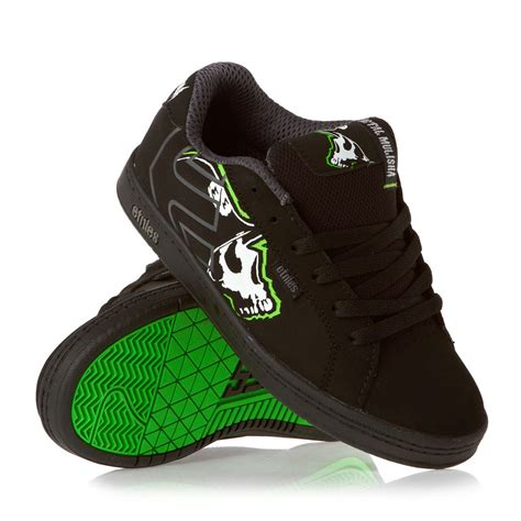 metal mulisha sandals etnies metal mulisha fader shoes black green free uk
