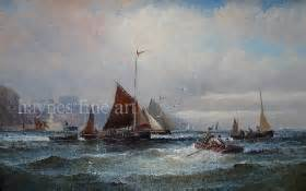 fishing boats for sale whitby william thornley artist biography and works for sale