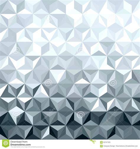 polygon pattern background free download metal silver 3d geometry low poly seamless pattern stock
