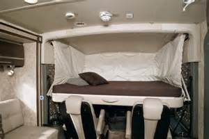 Class A Rv With Bunk Beds Studio Loft Drop Bed This Would Be Ideal But I Dont How To Accomplish It Mobile
