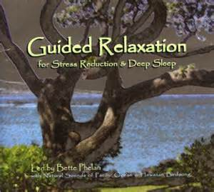 Pictures of Guided Relaxation Meditation