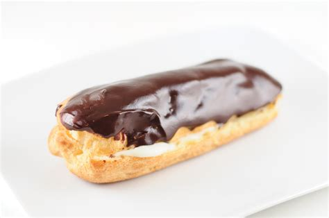 Chocolate Eclair chocolate eclairs recipe dishmaps