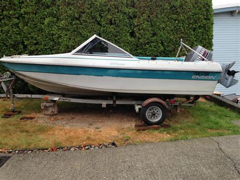 runabout boat engine 16 foot runabout boat with 1984 yamaha v4 115 hp engine