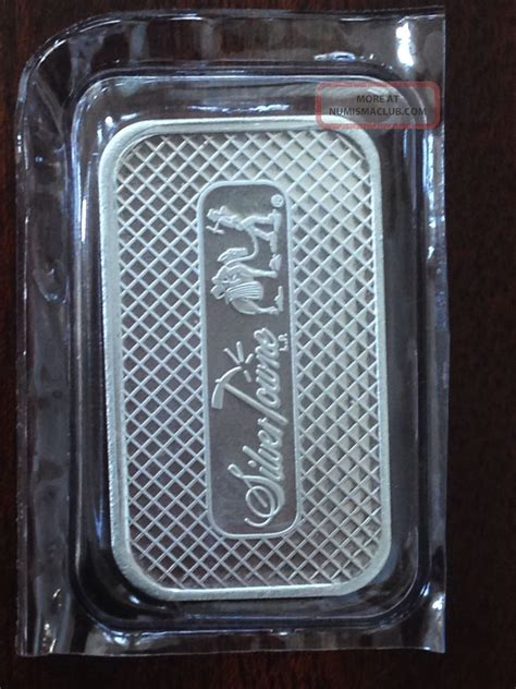 1 Ounce 999 Silver Bar Value - silver bar 1 ounce silvertowne 999