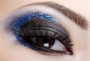 Bright-<strong>Eye</strong>-<strong>Makeup</strong>-of-Blue-Glitter-Look.jpg