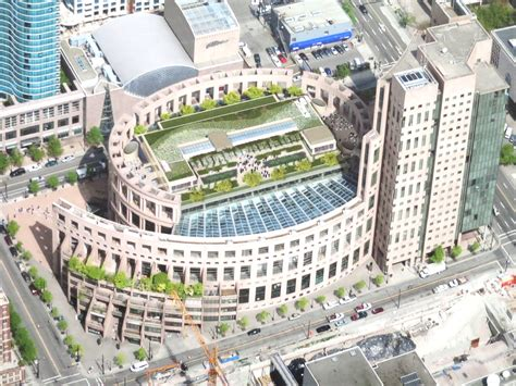 Retail Floor Plan Software by 15 5 Million Expansion Public Rooftop Garden Planned For