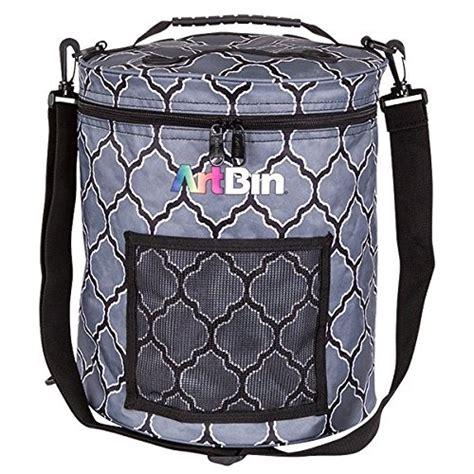 pattern for drum bag artbin yarn drum knitting crochet tote bag gray print