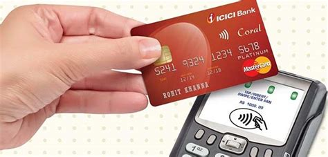 Transfer Money From Visa Gift Card To Bank Account - icici bank launched contactless credit and debit card banking manual