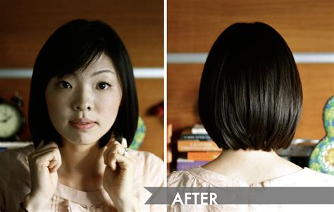 short haircuts before and after haircut before after ersandity