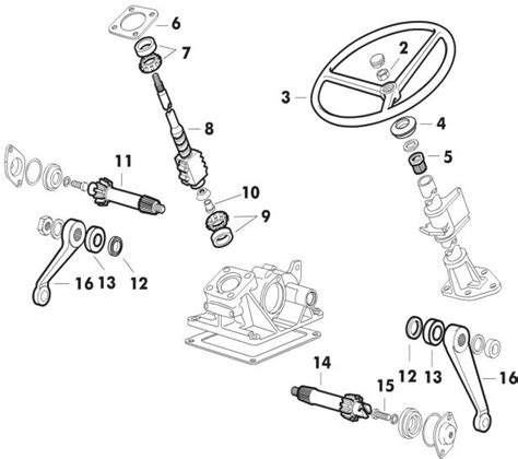 ford 5000 power steering diagram 3610 ford tractor parts newhairstylesformen2014