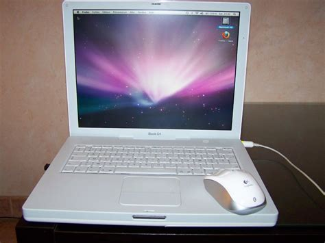 Laptop Apple Ibook G4 apple ibook g4 10 5 8 power pc g4 1 33 ghz ram 1 25 go