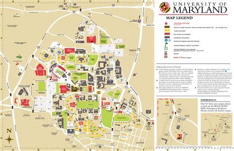 maryland map college park of maryland maplets
