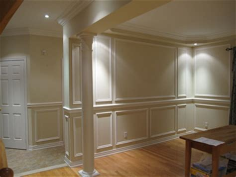 toronto wall appliques trim wall wainscoting installation
