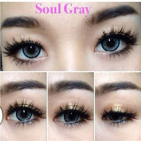 jual softlens dreamcon soul 3tone by dreamcolor