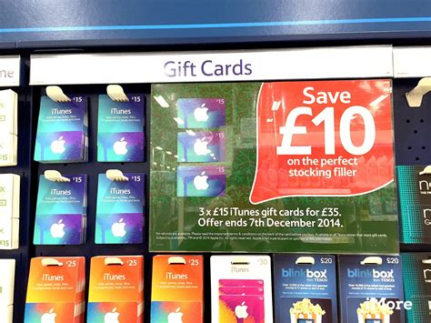 Itunes Gift Card Tesco - grab 163 45 worth of itunes gift cards for 163 35 at tesco imore
