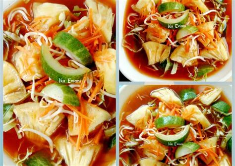 resep asinan sayur oleh ika eviani cookpad