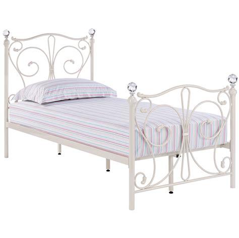 Ebay Single Bed Frame Metal Bed Frame Bedstead Single Kingsize 3ft 4ft6 5ft Black White Ebay